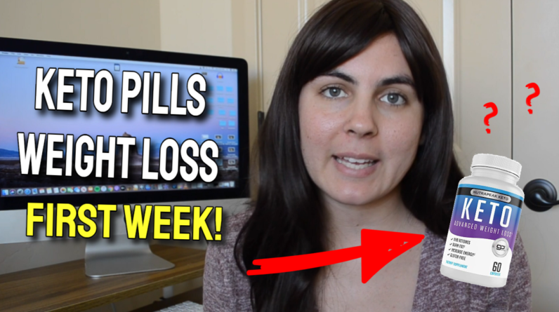 keto pills weight loss results after one week