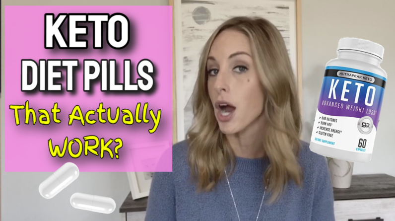 keto diet pills that really work