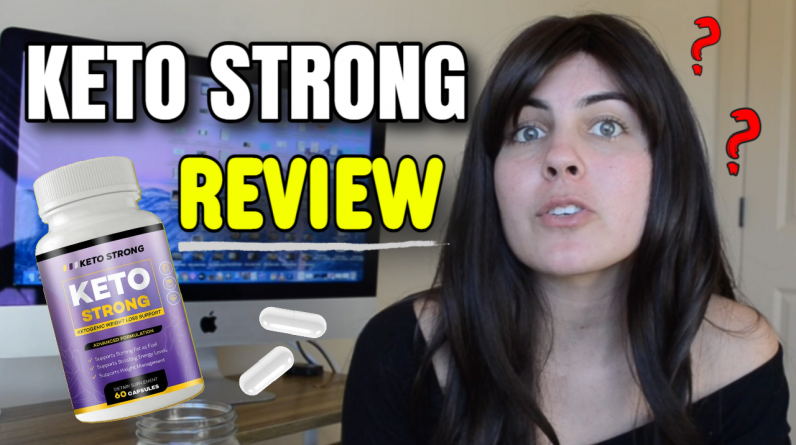 keto strong review