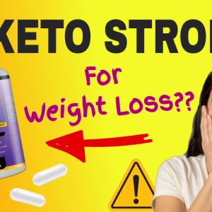 keto strong weight loss pills